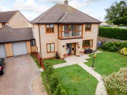 Detached House For Sale Woodwalton Huntingdon Cambridgeshire PE28
