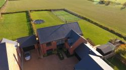 Detached House For Sale Newbold Pacey Warwick Warwickshire CV35