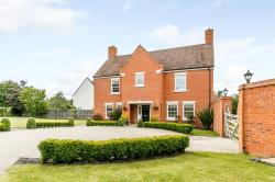 Detached House For Sale Alveston Stratford-upon-Avon Warwickshire CV37