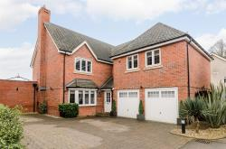 Detached House For Sale Mile Oak Tamworth Staffordshire B78