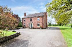 Detached House For Sale Burland Nantwich Cheshire CW5
