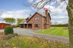 Detached House For Sale Wettenhall Winsford Cheshire CW7