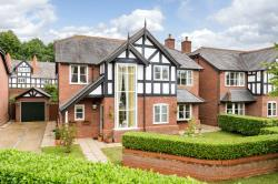Detached House For Sale Bostock Hall Middlewich Cheshire CW10