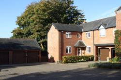 Detached House For Sale Cedarwood Court Tarporley Cheshire CW6