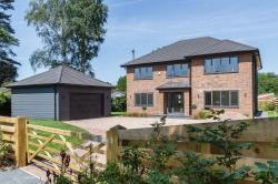 Detached House For Sale  Sandiway Cheshire CW8