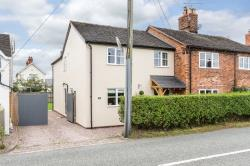 Semi Detached House For Sale Stapeley Nantwich Cheshire CW5