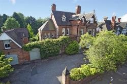 Detached House For Sale Farquhar Road Edgbaston West Midlands B15