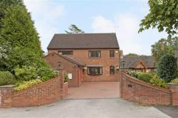 Detached House For Sale Blythe Way Solihull West Midlands B91