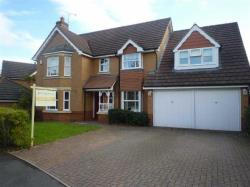 Detached House For Sale Avenbury Drive Solihull West Midlands B91