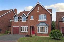 Detached House For Sale Sandringham Close Westwood Heath West Midlands CV4