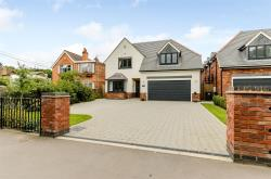 Detached House For Sale Shirley Solihull West Midlands B90