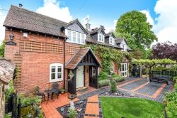 Detached House For Sale Gussage St. Michael  Dorset BH21