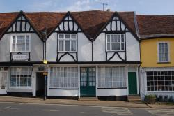 Terraced House For Sale Market Hill Woodbridge Suffolk IP12