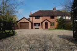 Semi Detached House For Sale Brundish Woodbridge Suffolk IP13