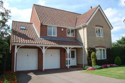 Detached House For Sale Crane Close Woodbridge Suffolk IP12