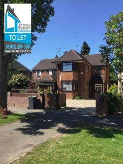 Detached House To Let  Biscot Bedfordshire LU3