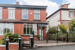 Semi Detached House For Sale Romiley Stockport Greater Manchester SK6