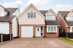 Detached House For Sale Langdon Hills Basildon Essex SS16