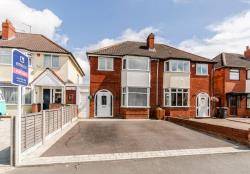 Semi Detached House For Sale Shirley Solihull West Midlands B90