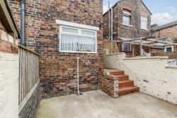 Terraced House For Sale  Oxford Street Staffordshire ST4