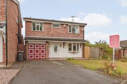 Detached House For Sale  Middlewich Cheshire CW10