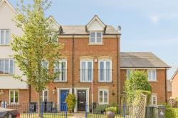 Terraced House For Sale Chartham Downs Canterbury Kent CT4