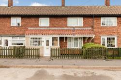 Terraced House For Sale  Scunthorpe Lincolnshire DN17