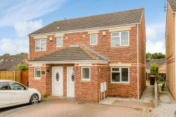 Semi Detached House For Sale Creswell Worksop Nottinghamshire S80