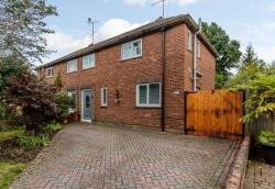 Semi Detached House For Sale Woodley Reading Berkshire RG5