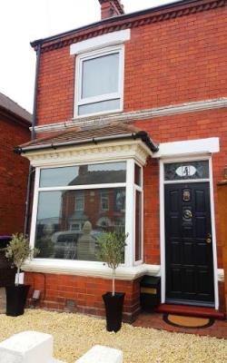Terraced House For Sale Trench Road Telford Shropshire TF2