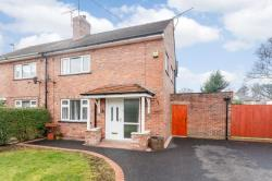 Semi Detached House For Sale Hoole Chester Cheshire CH2