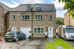 Terraced House For Sale Copley Halifax West Yorkshire HX3