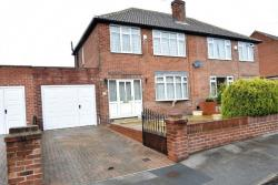 Semi Detached House For Sale Featherstone Pontefract West Yorkshire WF7