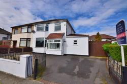 Semi Detached House For Sale Hunts Cross Liverpool Merseyside L25