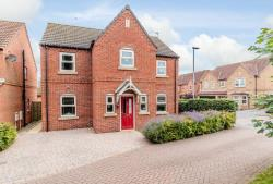 Detached House For Sale  Nettleton Lincolnshire LN7