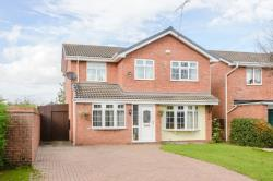 Detached House For Sale Coppenhall Crewe Cheshire CW1