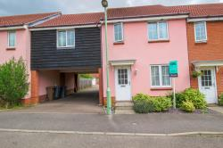 Terraced House For Sale Kesgrave Ipswich Suffolk IP5