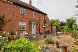 Semi Detached House For Sale Syerston Newark Nottinghamshire NG23