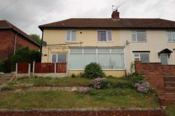 Semi Detached House For Sale Warsop Mansfield Derbyshire NG20