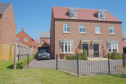 Semi Detached House For Sale  Sapcote Leicestershire LE9