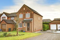 Detached House For Sale Kingsmead Northwich Cheshire CW9