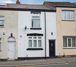 Terraced House For Sale  Birkenhead Merseyside CH41