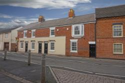 Terraced House For Sale  Measham Leicestershire DE12