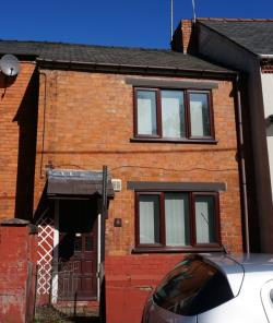 Terraced House For Sale  WREXHAM Wrexham LL14