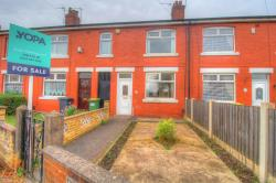 Terraced House For Sale  Preston Lancashire PR1