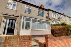 Terraced House For Sale  Coventry West Midlands CV6