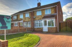Semi Detached House For Sale  Coventry West Midlands CV2