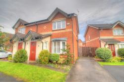 Semi Detached House For Sale Sharston Manchester Greater Manchester M22