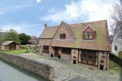Detached House For Sale  Broseley Shropshire TF12