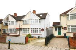 Semi Detached House For Sale Hanworth Feltham Middlesex TW13